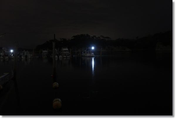 塩釜の漁港