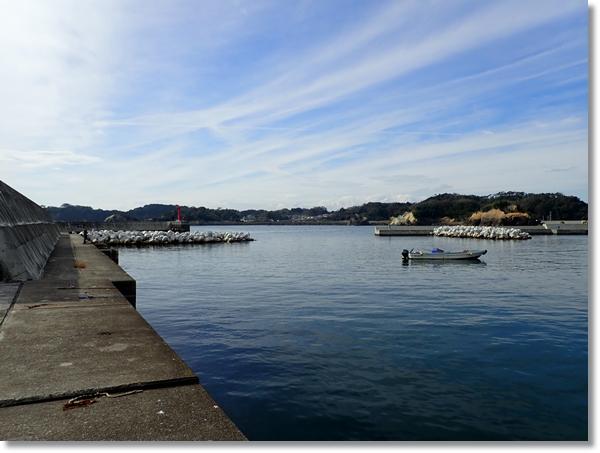 宮戸島大浜漁港