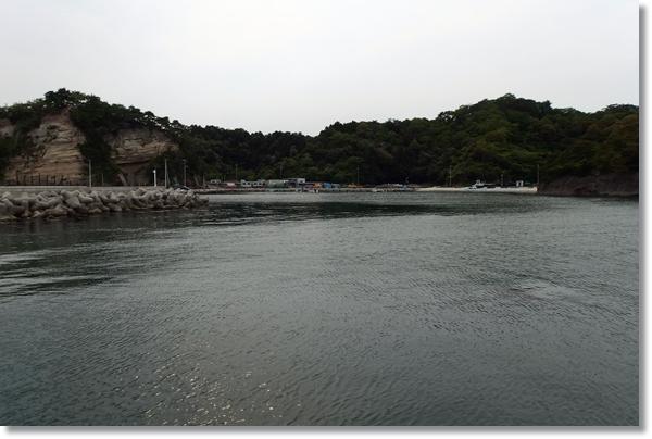 奥松島宮古島の漁港